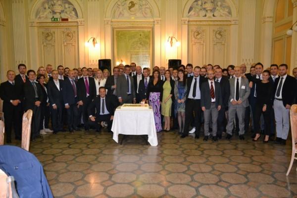 Hypred Italy celebrates its 20th anniversary!