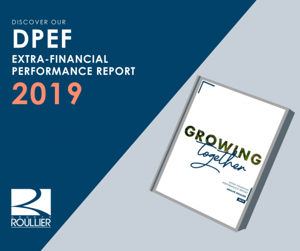 Commitments, interviews, challenges, actions, key figures... Our 2019 Extra-Financial Performance Report is here!