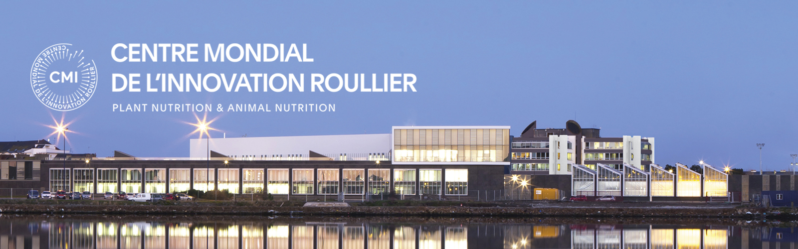 Centre Mondial de l'Innovation Roullier