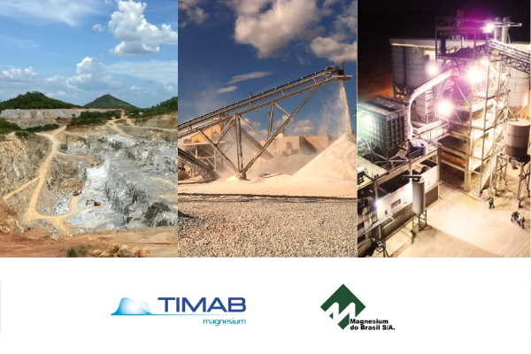 TIMAB MAGNESIUM COMPLETES ITS ACQUISITION OF MAGNESIUM DO BRASIL