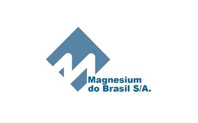 Logo Magnesium Do Brasil