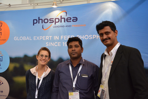 Poultry India : the Asian Market at stakes for Phosphea