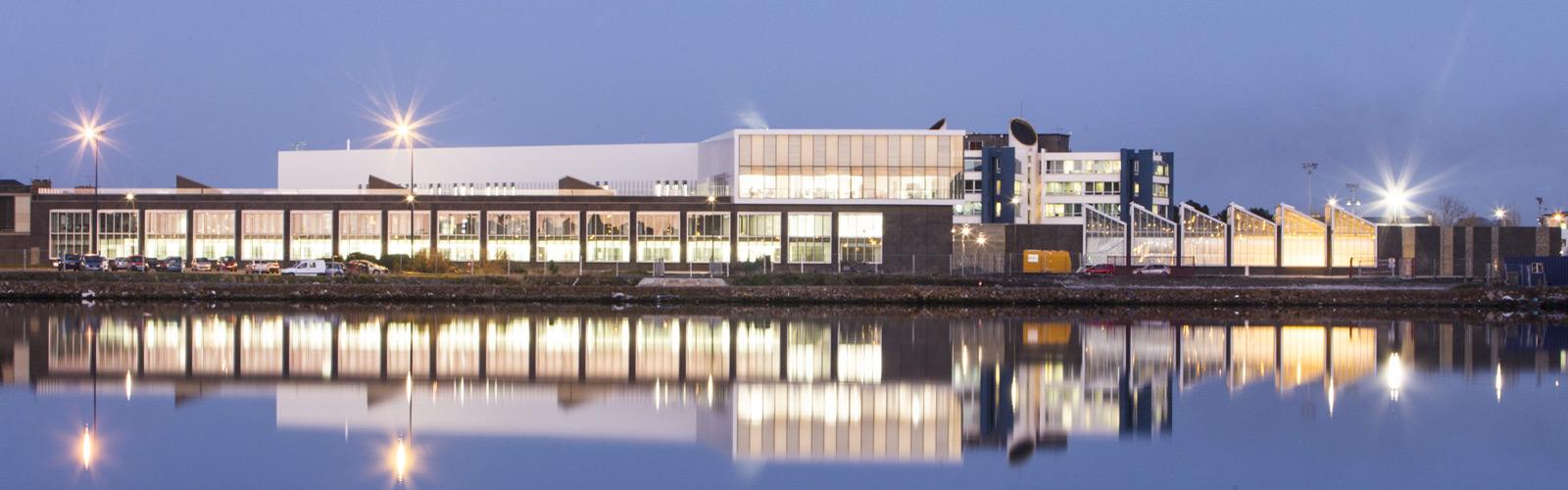 Centre mondial de l'innovation Roullier