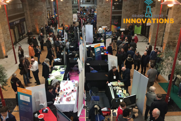 This year's Grand'Ouest Innovations fair was held on 2019