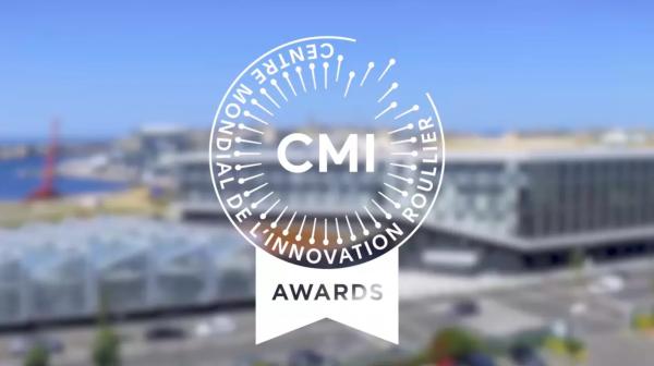 120 000€ de dotation globale à l'occasion des Innovation Awards Groupe Roullier