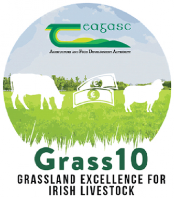 The CMI Roullier signs a partnership with Teagasc on the optimisation of grassland!
