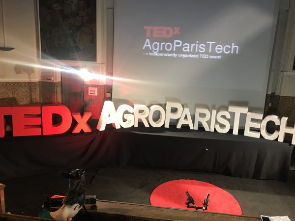 "Groupe Roullier: Official partner of the ""Rêvolution"" AgroParisTech TEDx event"