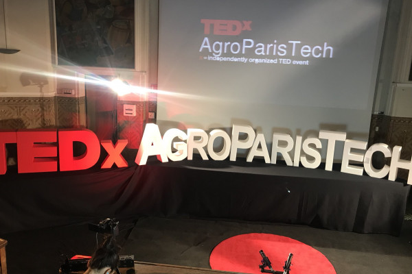 """Groupe Roullier: Official partner of the """"Rêvolution"""" AgroParisTech TEDx event"""